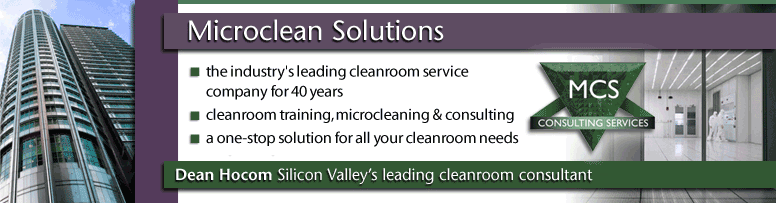 Microclean Solutions cleanroom services